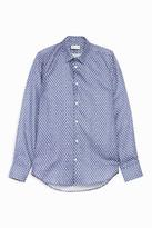 Paul & Joe Tifleur Floral-Jacquard Shirt