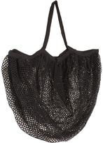 Echo Fishnet Sport Sack (Black) - Bags and Luggage