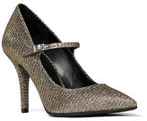 MICHAEL Michael Kors Claire Flex Glitter Mary Jane Pumps