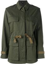 Theory Thornwood jacket - women - Cotton - S