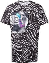 Les Benjamins printed T-shirt - men - Cotton - XS