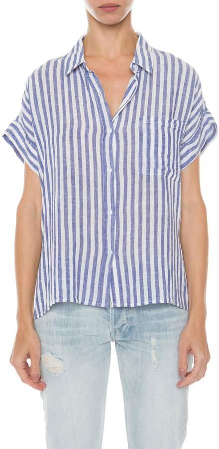 Rails Whitney Blue/White Stripe