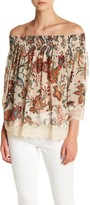 Willow & Clay Smock Off-The-Shoulder Blouse