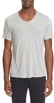 ATM Anthony Thomas Melillo Men's V-Neck T-Shirt