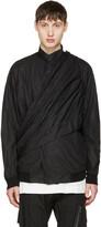 Julius Black Wrap Jacket