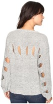 Brigitte Bailey Janiya Oversized Knit Sweater