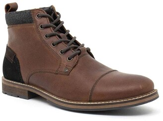 Crevo Herc Stock Suede Leather Boot