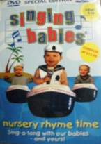 Singing Babies Nursery Rhyme Time Infant & up 5 Star Special Edition (Dvd) by AlphaGamma