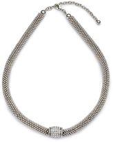 Jacques Vert Diamante Insert Necklace