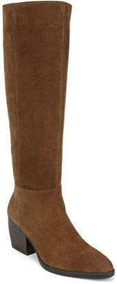 Naturalizer Fae Wide Calf High Shaft Boots Women Shoes
