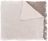 Danielapi tonal block striped scarf