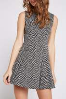 BCBGeneration Fit Flare Dress
