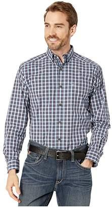Ariat Adderley Shirt (Multi) Men's Long Sleeve Button Up