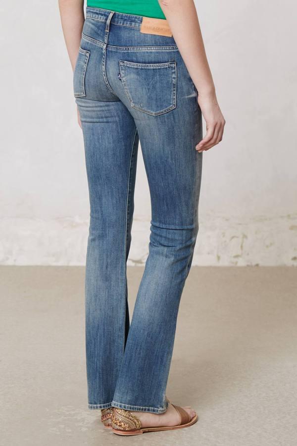Levi's Tender Bootcut Petite Jeans