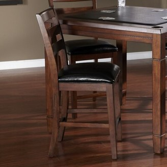 "American Heritage Rosa 24"" Counter Stool (Set of 2"