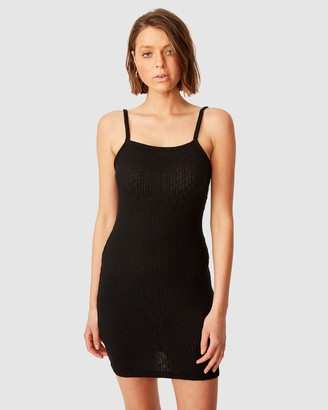 Cotton On Kora Straight Neck Mini Dress
