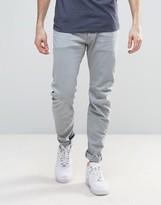 G Star G-Star Arc 3d Slim Jeans Correct Grey Wash