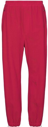 we11done Elasticated Drawstring Ankle Track Pants
