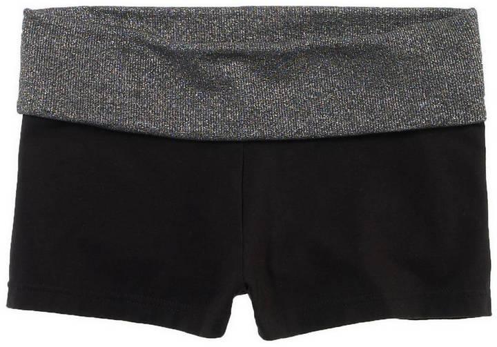 aerie Slim Gym Yoga Shimmer Shortie