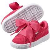Puma Suede Heart Valentine Infant Training Shoes