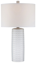 Lite Source Diandra Table Lamp (White)