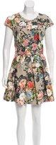 Alexis Floral A-Line Dress