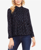 Vince Camuto TWO By Mini Bouquets Printed Shirt