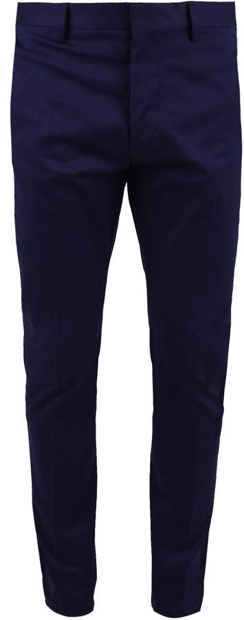 DSQUARED2 Blue Stretch Trousers