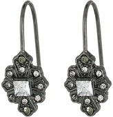 Lauren Ralph Lauren Estate Small Stone Drop Earrings