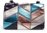 Essentiel Stitched Detail Shoulder Bag