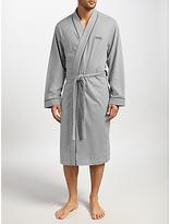 Hugo Boss Boss Cotton Jersey Kimono Robe