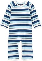 Toobydoo Positano Blue Striped Jumpsuit (Baby Boys)