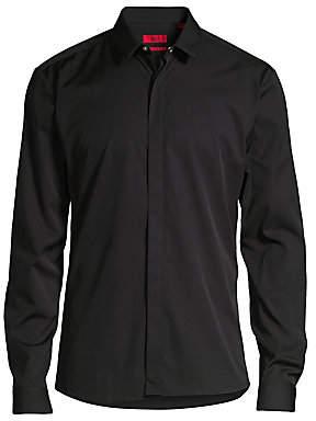 HUGO Men's Ero Extra Slim-Fit Shirt