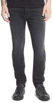 Hudson Sartor Slouchy Skinny Fit Jeans (Sulphite Black)