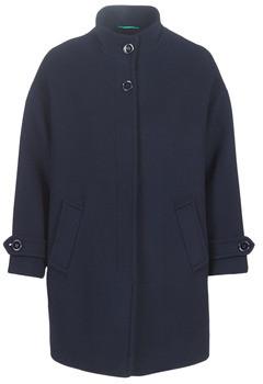 Benetton STORI women's Coat in Blue