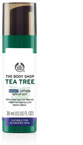 The Body Shop Tea Tree Blemish Fade Night Lotion