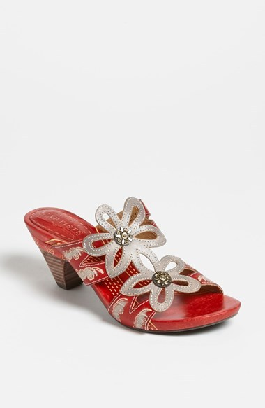 Spring Step 'Carlina' Sandal