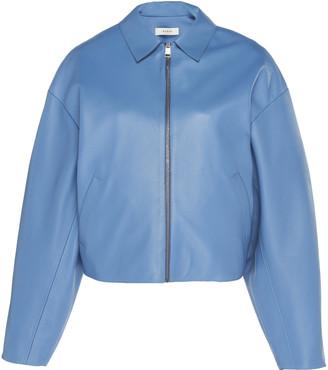 Áeron River Leather Jacket