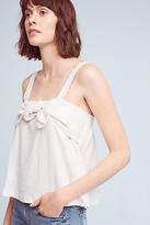 Maeve Linda Knotted Blouse