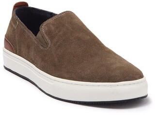 English Laundry Alcester Suede Slip-On Sneaker