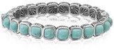 Stephen Dweck Cushion Turquoise Line Bracelet