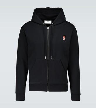 Ami de Coeur zipped sweatshirt