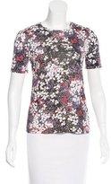 Tory Burch Floral Printed T-Shirt