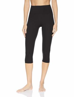 Core 10 Amazon Brand Nearly Naked Yoga High Waist Capri Legging-21 Leggings