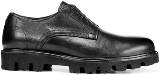 Vince Cadet Leather Oxford Shoes