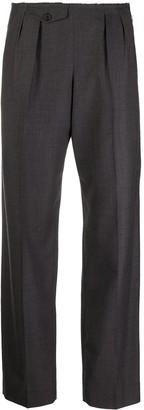 Maison Margiela Melange Cut Trousers