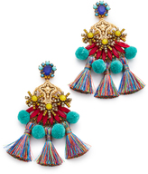 Elizabeth Cole Zwena Earrings