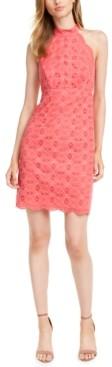 Trina Turk Trina Eames Lace Sheath Dress