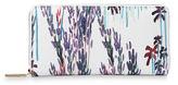 Whistles Fleur Print Large Wallet