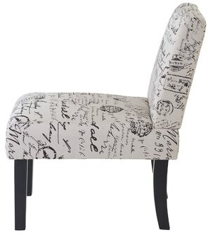 """Thumbnail for your product : One Allium Way Raynor 22.5"""" Wide Slipper Chair"""